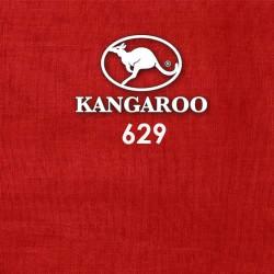 Kangaroo Premium Voile Scarf Tudung Bawal Red