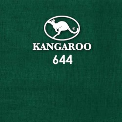 Kangaroo Premium Voile Scarf Tudung Bawal Dark Green