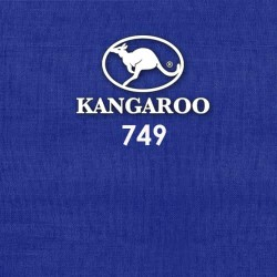 Kangaroo Premium Voile Scarf Tudung Bawal Electric Blue