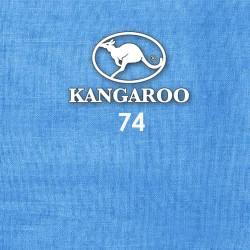 Kangaroo Premium Voile Scarf Tudung Bawal Cloud Blue