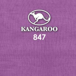 Kangaroo Premium Voile Scarf Tudung Bawal Orchid Purple