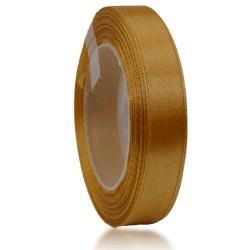 12mm Senorita Satin Ribbon - Dark Goldenrod 03