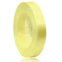 12mm Senorita Satin Ribbon - Pearl 224