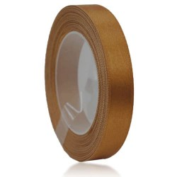 12mm Senorita Satin Ribbon - Classic Gold 226