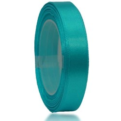 12mm Senorita Satin Ribbon - Dress Blue 24