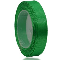 12mm Senorita Satin Ribbon - Green 240