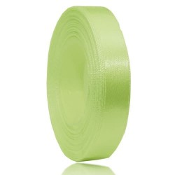 12mm Senorita Satin Ribbon - Mint 242