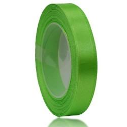 12mm Senorita Satin Ribbon - Bright Green 251