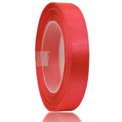 12mm Senorita Satin Ribbon - Salmon 254
