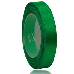12mm Senorita Satin Ribbon - Forest 26