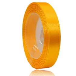 12mm Senorita Satin Ribbon - Dandelion 31