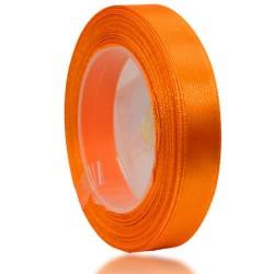 12mm Senorita Satin Ribbon - Orange 6