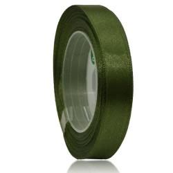 12mm Senorita Satin Ribbon - Dark Forest A09