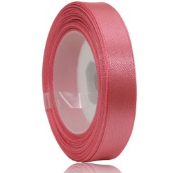 12mm Senorita Satin Ribbon - Vintage Rose A37