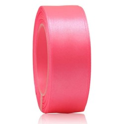 24mm Senorita Satin Ribbon - Pink 013