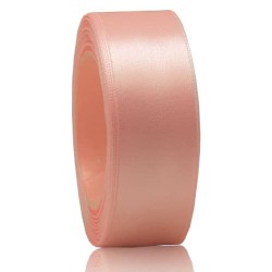 24mm Senorita Satin Ribbon - Light Pink 12