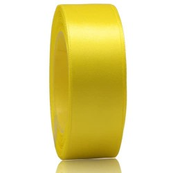 24mm Senorita Satin Ribbon - Corn 2