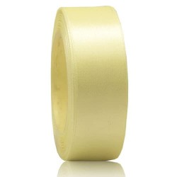 24mm Senorita Satin Ribbon - Pearl 224