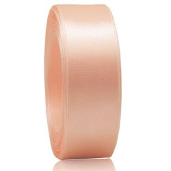 24mm Senorita Satin Ribbon - Peanut 230