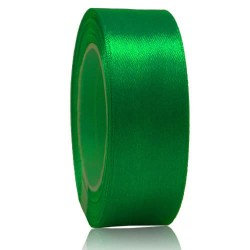 24mm Senorita Satin Ribbon - Green 240