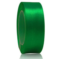 24mm Senorita Satin Ribbon - Forest 26