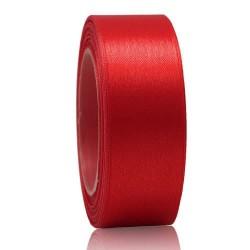 24mm Senorita Satin Ribbon - Red 28