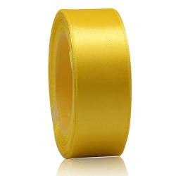 24mm Senorita Satin Ribbon - Yellow 3