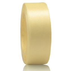 24mm Senorita Satin Ribbon - Butter Milk 51