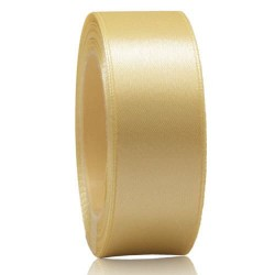 24mm Senorita Satin Ribbon  - Classic Gold 5155