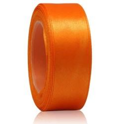 24mm Senorita Satin Ribbon - Orange 6