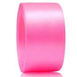 36mm Senorita Satin Ribbon - Deep Pink 13