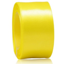 36mm Senorita Satin Ribbon - Corn 2