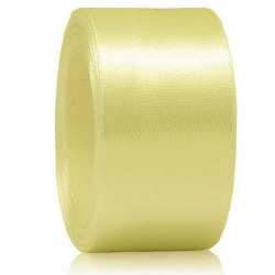 36mm Senorita Satin Ribbon - Pearl 224