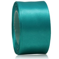 36mm Senorita Satin Ribbon - Dress Blue 24