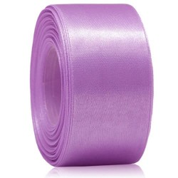 36mm Senorita Satin Ribbon - Light Orchid 42