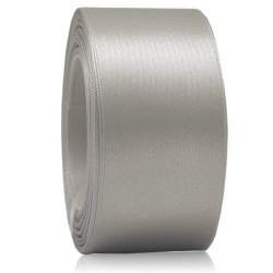 36mm Senorita Satin Ribbon - Light Grey 77