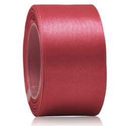 36mm Senorita Satin Ribbon - Rose Gold 82