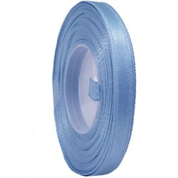 6mm Senorita Satin Ribbon - Sky Blue 22
