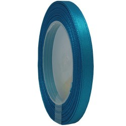 6mm Senorita Satin Ribbon - Dress Blue 24
