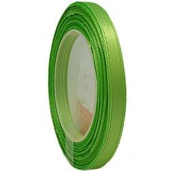 6mm Senorita Satin Ribbon - Bright Green 251
