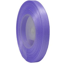 6mm Senorita Satin Ribbon - Light Purple 43