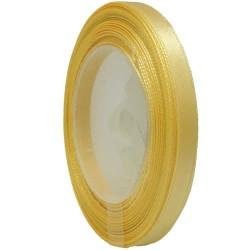 6mm Senorita Satin Ribbon - Classic Gold 5155
