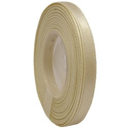 6mm Senorita Satin Ribbon - Olive Grey B5