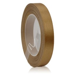 9mm Senorita Satin Ribbon - Espresso 5140