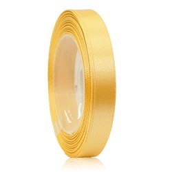 9mm Senorita Satin Ribbon - Classic Gold 5155