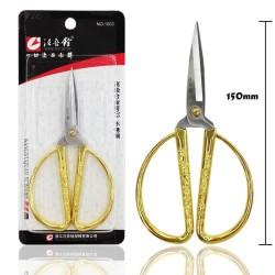 WANG WU QUAN Advanced Alloy Handle Scissors 150MM