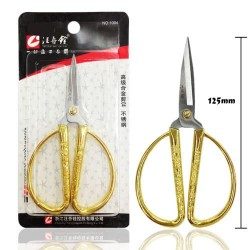 WANG WU QUAN Advanced Alloy Handle Scissors 125MM