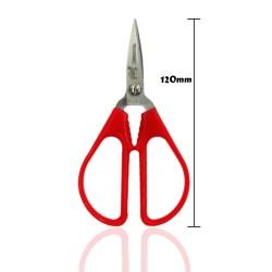 WANG WU QUAN Stainless Steel Handle Scissors 120MM