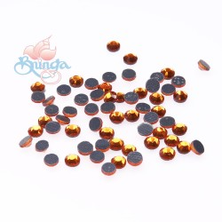 (SS6 - 2mm) SCZ Hotfix Crystals Topaz - 10 Gross (1440pcs)