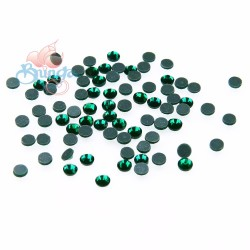 (SS16 - 4mm) SCZ Hotfix Crystals Emerald - 10 Gross (1440pcs)